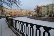 Морозная прогулка по каналу Грибоедова