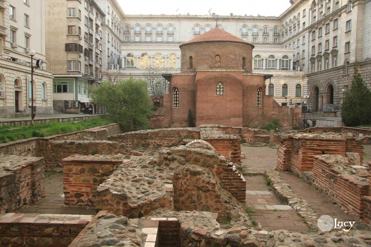 Древний город Сердика