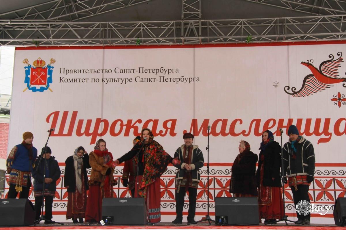 Масленица 2017 в СПб