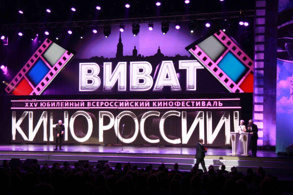 церемония открытия кинофестиваля в 2017
