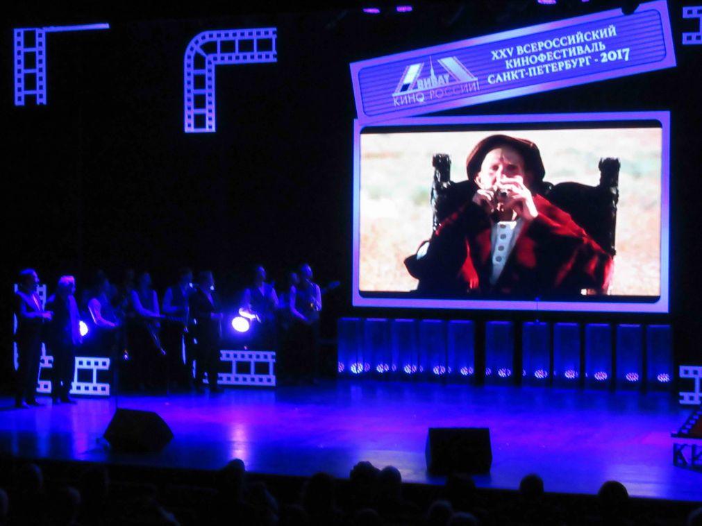 церемония закрытия 25 кинофестиваля в СПб