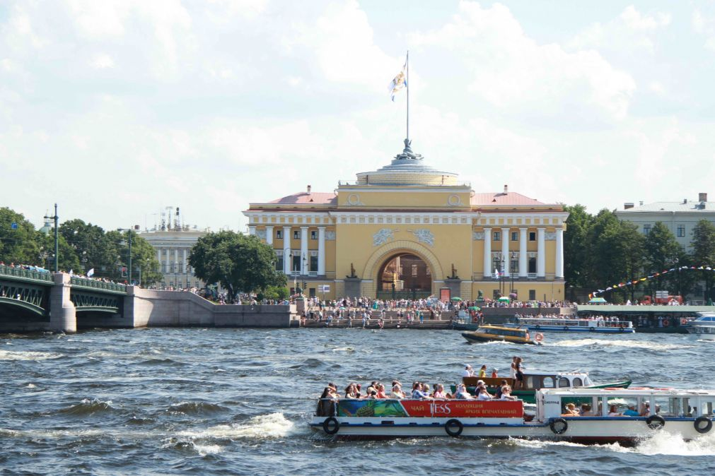 St. Petersburg with a Guide
