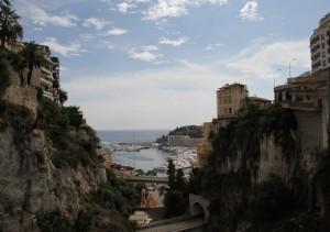 Монако.Вид с железнодорожной станции.JPG