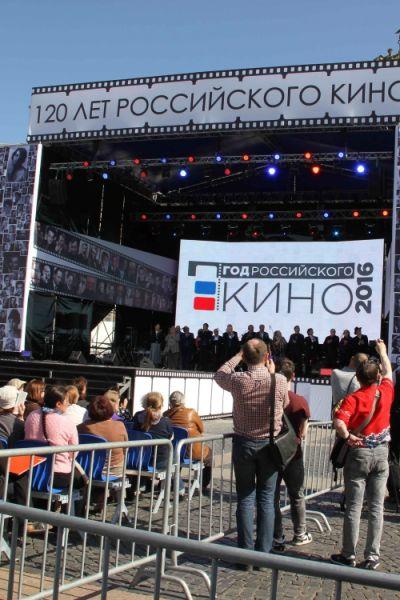 """Кинофестиваль """"Виват кино России!"""" - 2016"""