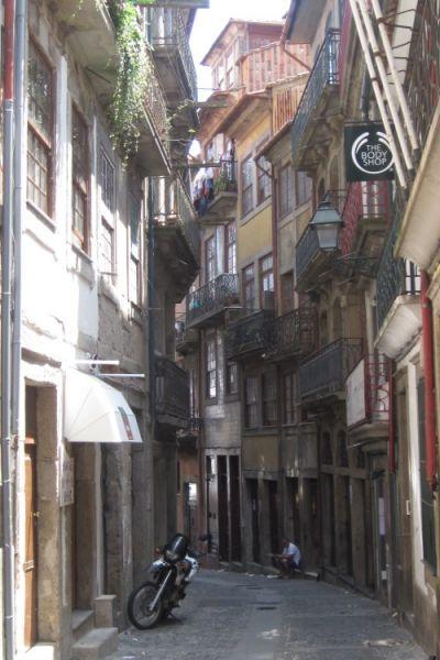Улицы и проулки